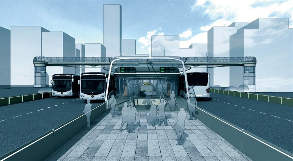 Bus Rapid Transit (BRT)   Mercedes-Benz Egypt - Buses